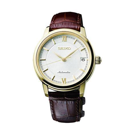Jam Tangan Wanita Seiko E409 jual seiko srp860j1 original jam tangan wanita brown