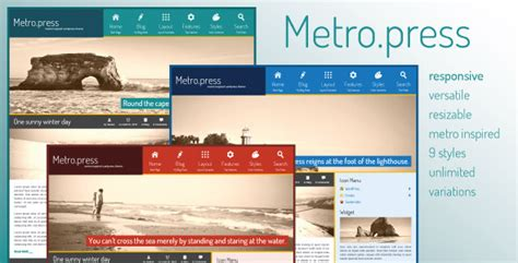 themes wordpress metro 20 free and premium metro wordpress themes
