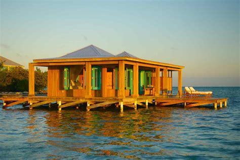 the water bungalows belize cayo espanto casa ventanas water bungalow