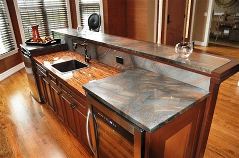 copper counter tops copper countertop