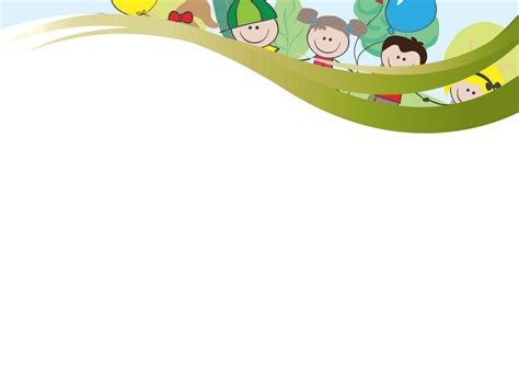 powerpoint template children powerpoint background design for clipartsgram