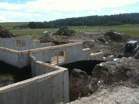 walkout basement construction tips for squaring and framing walkout basements page 2 framing contractor talk