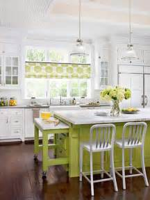 Ideas To Decorate Your Kitchen by Modern Furniture 2013 White Kitchen Decorating Ideas From Bhg