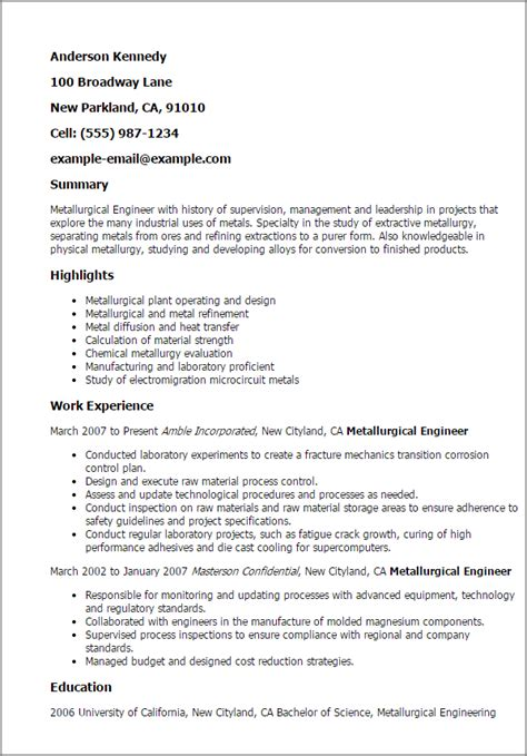 cover letter materials engineer 28 images research