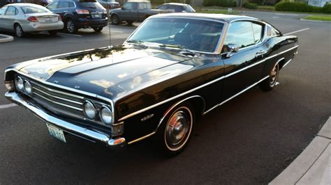 1969 ford fairlane 1969 ford fairlane 500 fastback 351 auto must see