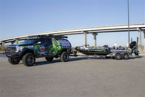 truck boat rig boat and truck kickin their bass tv
