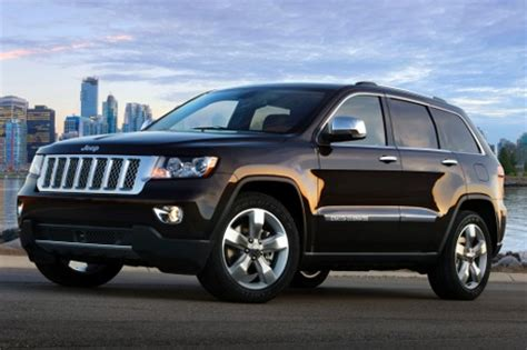 Best Jeep Model 2013 Jeep Grand Crowned Best Suv To Take