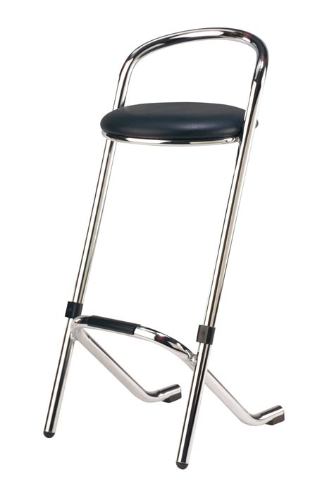 Stackable Bar Stools Stackable Chrome Bar Stools Ensor Hammerscale Frame