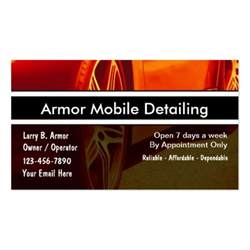 detailing business cards auto detailing business cards zazzle