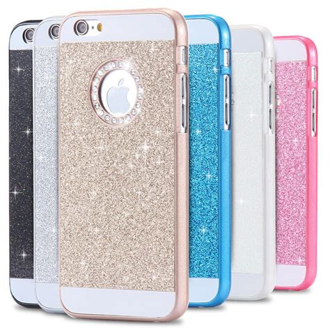 Ultra Thin Gliter For Iphone 6g 6s 4 7 Inch glitter for iphone 6 6s and 6 plus my is cuter