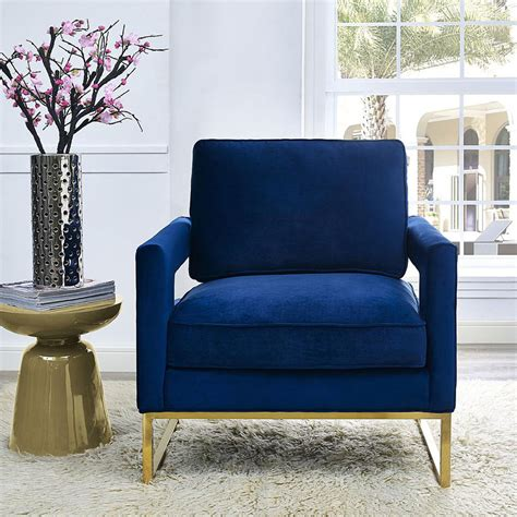 blue velvet armchair modern chairs austria blue velvet chair eurway