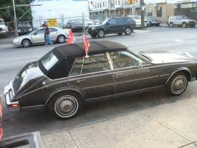 1985 Cadillac Seville 1985 Cadillac Seville Pictures Cargurus