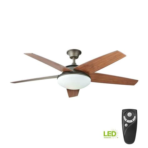home decorators collection ceiling fan reviews home decorators collection piccadilly 52 in led indoor