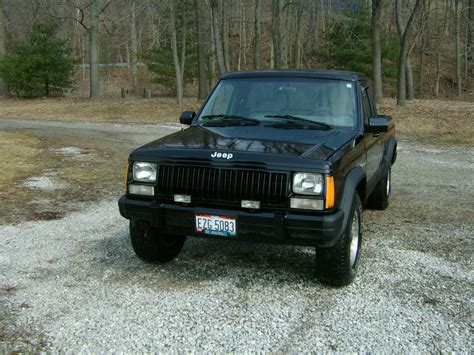1989 Jeep Comanche 1989 Jeep Comanche Eliminator Standard Cab 2 Door 4
