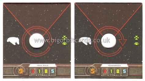 X Wing Card Template by Han Chewbacca Pilot Large Ship Token Ship