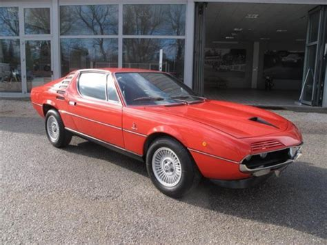 Alfa Romeo Montreal For Sale Usa by 1973 Alfa Romeo Montreal Is Listed For Sale On