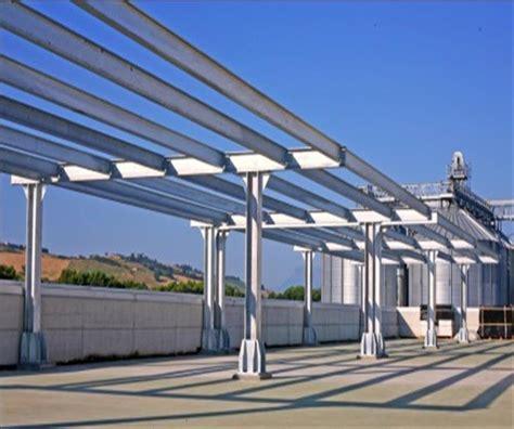 coperture terrazze great coperture per terrazze con struttura in ferro