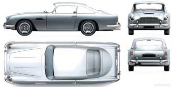 Aston Martin Db5 Dimensions The Blueprints Blueprints Gt Cars Gt Aston Martin