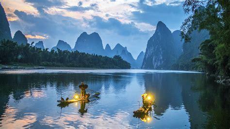 day li river yangshuo  small group