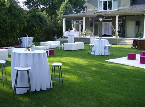 backyard cocktail wedding reception 17 best images about cocktail on
