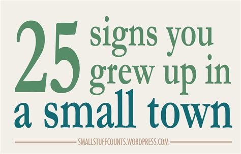 7 Signs That You Grew Up In The 80s by 25 Signs You Grew Up In A Small Town Small Stuff Counts