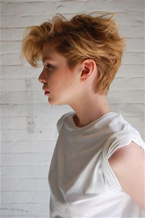 short sides long top pixie i can t believe i let my hair grow back slightly and they