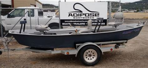 drift boats for sale bozeman mt 2014 dark gray adipose flow drift boat 9450 boats for