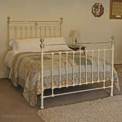 Victorian Cast Iron And Brass Bed Antiques Atlas Brass Bed