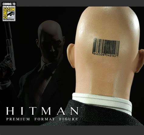 hitman barcode tattoo cgl cosplay egl