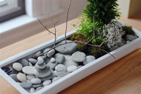mini rock garden ideas diy tabletop zen garden ideas how to create a harmonious