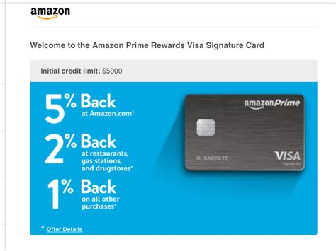 Use Amazon Gift Card Without Credit Card - the new metal amazon prime card visa sig is here page 8 myfico 174 forums 4834827