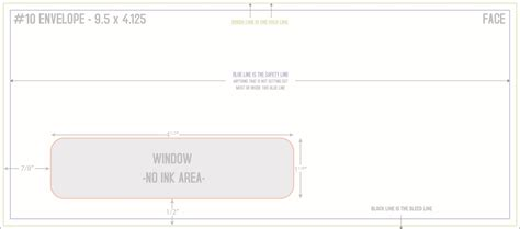 standard window envelope template 10 envelope template cyberuse