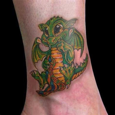 cute dragon tattoos spectacular tattoos ideas for style designs