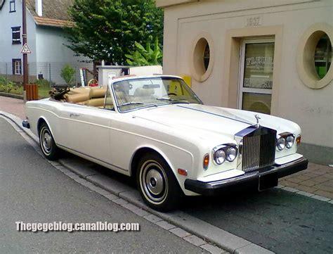 1978 rolls royce corniche rolls royce corniche cabriolet de 1978 us version