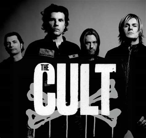 The Cult Band the cult turn it up to twelve