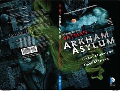 batman arkham asylum 25th anniversary batman arkham asylum 25th anniversary deluxe edition hc