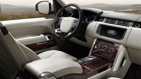 land rover interior range rover luxury suv gallery interior land rover