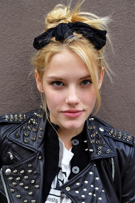 80 rock hairstyles punk style trends 2018