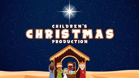 childrens christmas production sermon series sermon graphics ministry pass