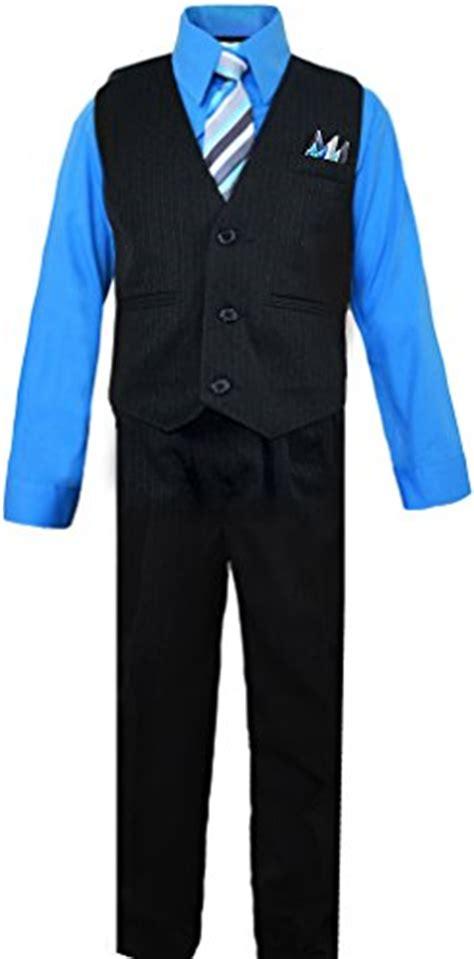 boys blue vest dress suit size  buy   uae