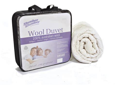 Wool Duvets Pure Australian Wool Duvet 500 Gsm Medium Weight From