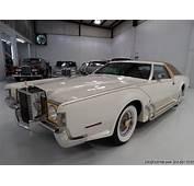 1972 Lincoln Bugazzi For Sale