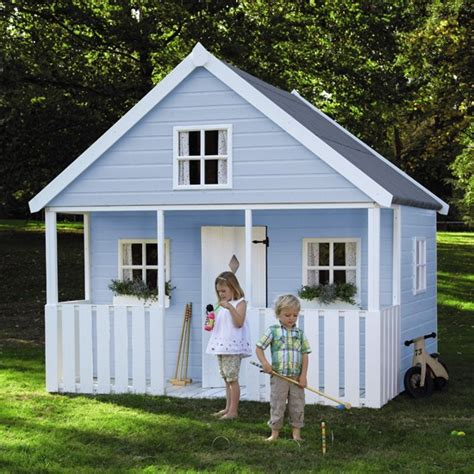 Home Play by Apple Tree Playhouse From Great Trading Company
