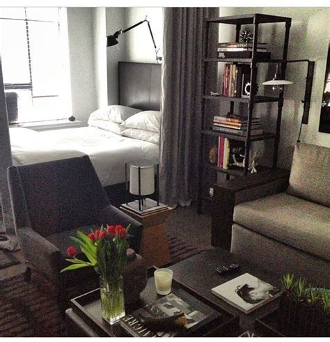 schlafzimmer setup ideen great setup in this studio apartment cozy and