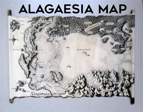 map of alagaesia eragon mapchristopher paolini eldest