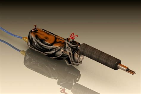tattoo printed gun concept air tattoo gun