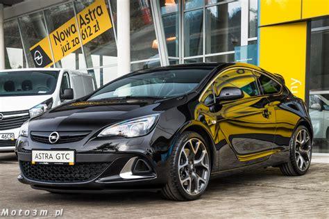 Opel Pl by Rzadki Opel Astra Gtc Opc Sprzedany W Serwis Haller