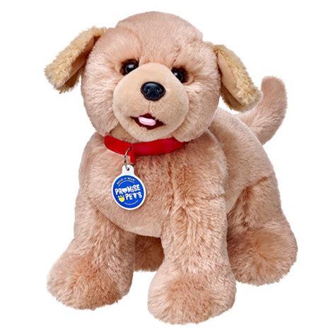 build a golden retriever stuffed dogs make a plush puppy today build a 174