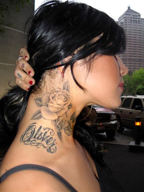 neck tattoos and designs page 55