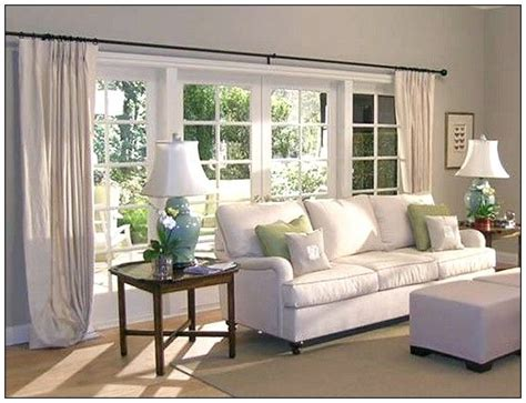 window treatment for large window blinds on windows